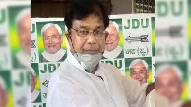 Photo of بہار کے نئے وزیر تعلیم میوا لال چودھری مستعفی