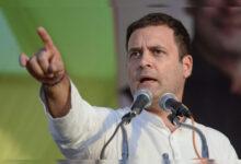 Photo of حکومت نے ملک بھر کے کسانوں کو بحران میں دھکیل دیا: راہل گاندھی