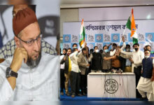 Photo of مغربی بنگال میں ایم آئی ایم کو لگا جھٹکا، کنوینر انور پاشا ٹی ایم سی میں شامل