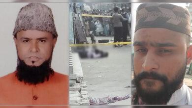 Photo of بی جے پی لیڈر ذولفقار قریشی اور ان کے بیٹے کا گولی مار کر قتل