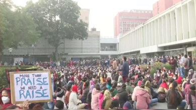 Photo of نرسوں کی ہڑتال پر عدالت کی روک