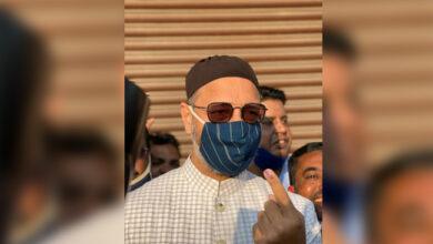 Photo of گریٹرحیدرآباد ایم سی انتخابات: ووٹنگ جاری، اہم شخصیات نے کیا رائے دہی کا استعمال
