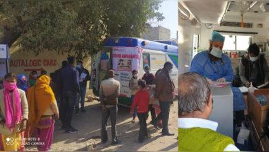 Photo of 'الشفا ہاسپٹل کی موبائل میڈیکل وین بچا رہی ہے سیکڑوں زندگیاں'