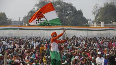Photo of کانگریس کے یوم تاسیس کے موقع پر سونیا، راہل اور  پرینکا گاندھی کی مبارکباد