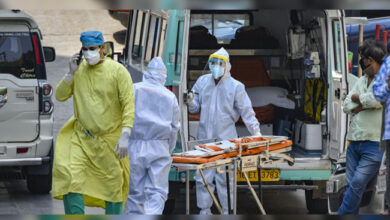 Photo of برطانیہ سے آیا کنبہ کورونا پازٹیو، نئے وائرس کے شبہات، افسروں میں ہلچل