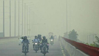 Photo of دہلی۔این سی آر: فضائی آلودگی میں اضافہ، کچھ مقامات پر حالت سنگین