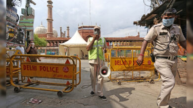 Photo of سالِ نو پر دہلی میں نائٹ کرفیو کا نفاذ