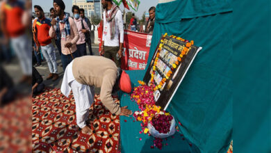 Photo of کسان تحریک: مہاراشٹرا سے ہزاروں کسان دہلی کے لئے روانہ