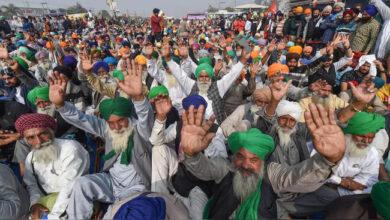 Photo of زرعی قوانین کی منسوخی کے علاوہ کچھ بھی منظور نہیں: کسان