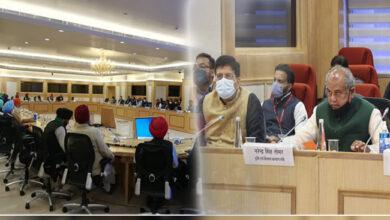 Photo of 'بھارت بند' کو لے کر شش و پنج میں حکومت، میٹنگ جاری