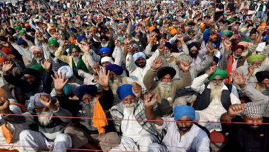 Photo of کسان تحریک: تشدد کا خدشہ، پہرہ سخت، نگرانی کے لئے محافظ اور رضاکار تعینات