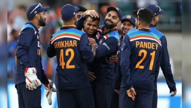 Photo of انڈیا بمقابلہ آسٹریلیا: دلچسپ مقابلے میں ٹیم انڈیا کی شاندار جیت