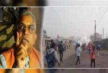 Photo of مغربی بنگال: بی جے پی اور ترنمول کانگریس حامیوں میں جھڑپ، کئی افراد زخمی