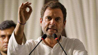 Photo of راہول گاندھی نے کسانوں کے شدید مظاہرے پر کہا ، تشدد کسی بھی چیز کا حل نہیں ہے