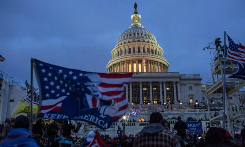 Emergency in Washington until January 24