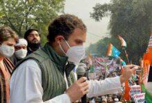 Photo of راہل نے شہریوں سے 'کسان ادھیکار' مہم سے جڑنے کی اپیل کی