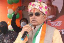Photo of بنگال بی جے پی کے سربراہ دلیپ گھوش نے پارٹی کو خراب کرتے ہوئے ، ترنگا کو الٹا پھیر دیا
