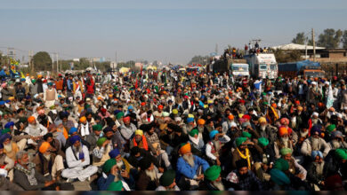 Photo of کسان تحریک: ایک اور کسان کی گئی جان، چلا-غازی پور بارڈر پوری طرح بند