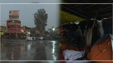 Photo of کسان تحریک: جائے احتجاج پر بارش کا سلسلہ جاری، کسان موچہ کی اہم میٹنگ