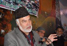 Photo of ہماری لڑائی ہندوستان سے نہیں بلکہ بی جے پی سے ہے: مظفر شاہ