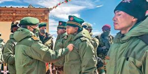 Face off Between India and China in Sikkkim