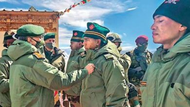 Photo of سکم میں ہندوستان اور چینی فوج کے مابین تصادم ، 20 چینی فوجی زخمی