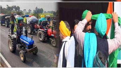 Photo of کسان تحریک: تیاریاں مکمل، جمعرات کو چاروں طرف سے نکلے گا 'ٹریکٹر مارچ'