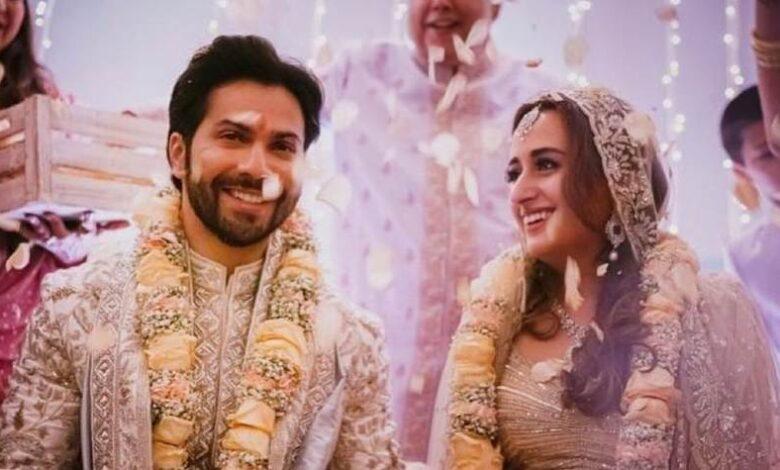 Varun Dhawan Marriage