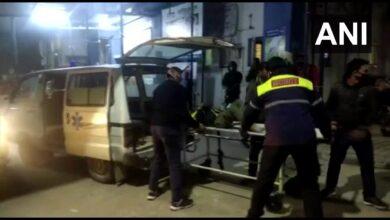 Photo of جلپائی گڑی میں تین گاڑیوں کی ٹکر سے 13 لوگوں کی موت،18 زخمی