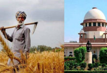 Photo of زرعی قوانین کے نفاذ پراگلے حکم تک 'سپریم' روک