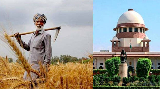 Supreme Court stop implementation of agricultural laws
