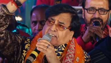 Photo of بھجن گلوکار نریندرچنچل کا انتقال