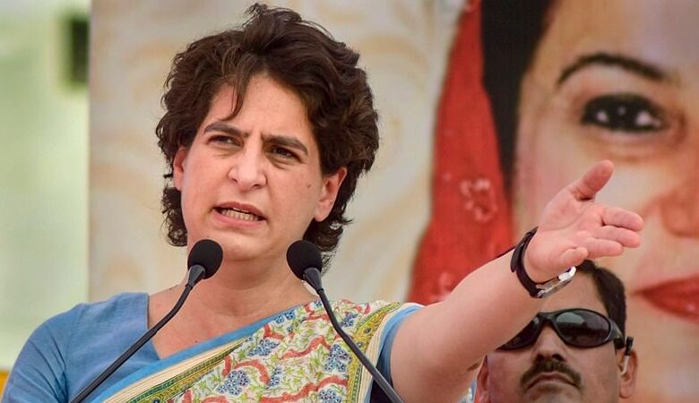 Uttar Pradesh's system for women's security is weak: Priyanka