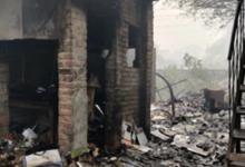 Photo of کیرتی نگر میں کباڑکی دکان میں آتشزدگی ، تین افراد کی موت