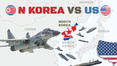 Photo of امریکہ شمالی کو ریا کا سب سے بڑا دشمن
