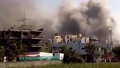 Photo of پونے: 'کووی شیلڈ' ویکسین بنانے والی کمپنی سیرم انسٹی ٹیوٹ میں آگ لگنے کا واقعہ