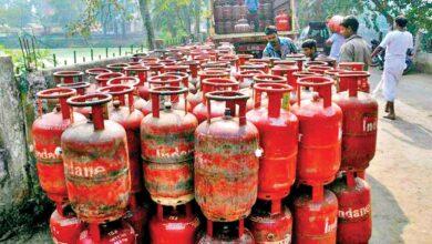 Photo of گھریلو گیس سلنڈر کی قیمت میں بھاری اضافہ