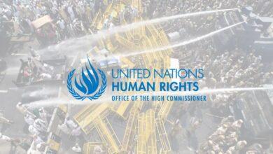 Photo of کسانوں کی تحریک کے بارے میں اقوام متحدہ کے انسانی حقوق کا حکم ، دونوں اطراف پر قابو رکھنا ضروری ہے