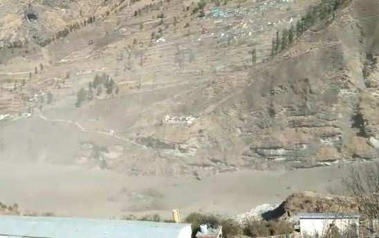 Uttrakhand Glacier Disaster