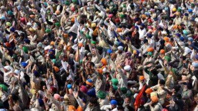 Photo of کسانوں کی ملک گیر ٹریفک جام ، دہلی میں 10 میٹرو اسٹیشن بند