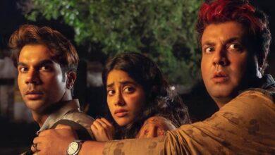 Photo of جونووی کپور اور راج کمار راؤ کی فلم 'روہی' 11 مارچ کو ریلیز ہوگی