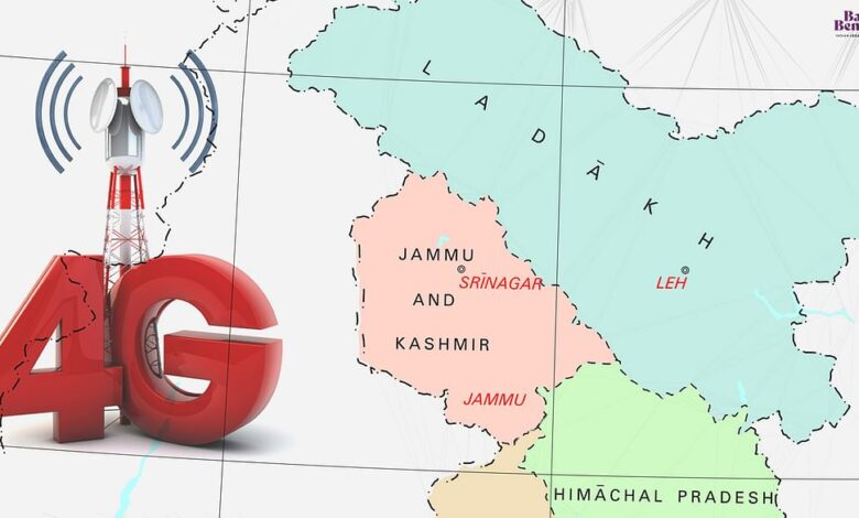 4G Services Resume in Jammu and Kashmir