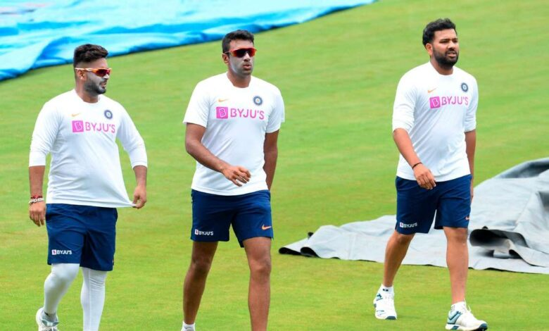 Rohit, Pant and Ashwin ranked higher in ICC Test rankings