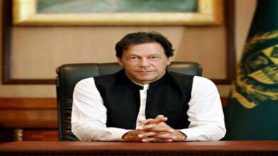 Photo of کشمیر اقوام متحدہ کے قوانین سے حل ہے , پاکستان امن کے لئے تیار ہے : عمران خان