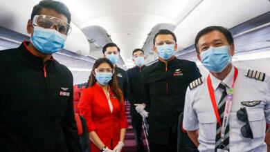 Photo of فلائٹ میں مسافروں کے صحیح طریقے سے ماسک نہ پہننے پر ہائی کورٹ سخت