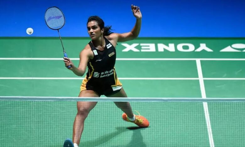 PV Sindhu started his campaign with a victory in the All England Badminton Championship