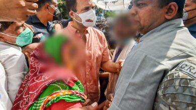 Photo of ملک کی بیٹی انصاف کی مستحق:راہل گاندھی